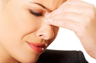 Biểu hiện bệnh viêm xoang sàng sau